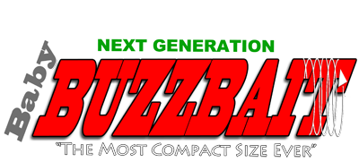"""Lee Bailey Jr Baby Buzzbait """"The most compact ever built"""""""