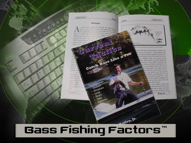 Lee Bailey Jr Bass Fishing Factors